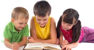 کودکان کتابخوانی را از والدین میآموزند - کودکان کتابخوان