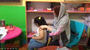 تست ارزیابی حسی، حرکتی، شناختی و ارتباطی کودکان
