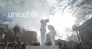 ویدیو مفهومی کردن جمله خشونت علیه کودکان