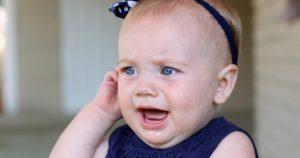 ترس کودک از صدای بلند و صدای اسپیکر