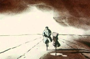 انیمیشن عاشقانه پدر و دختر Father and Daughter 2000