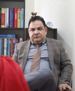 دکتر حسام فیروزی - روانشناس - روانپزشک -