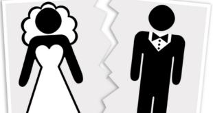 رکورد طلاق در ایران شکست؛ ثبت ۱۷۵ هزار جدایی در سال ۱۳۹۶