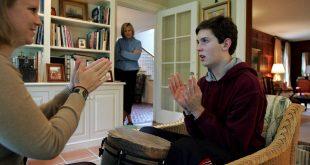 آموزش مهارت های اجتماعی به کودکان اوتیستیک در خانه