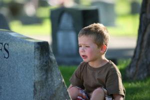 نحوه برخورد با کودکی که پدرش را از دست داده است