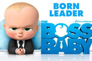 انیمیشن بچه رئیس (The Boss Baby)